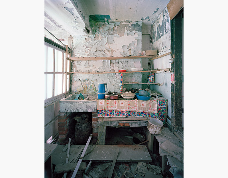 Hashima Island Photographs by Andrew Meredith Photography - Apartments Photograph 6