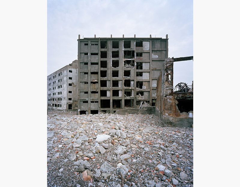 Hashima Island Photographs by Andrew Meredith Photography - Apartments Photograph 18