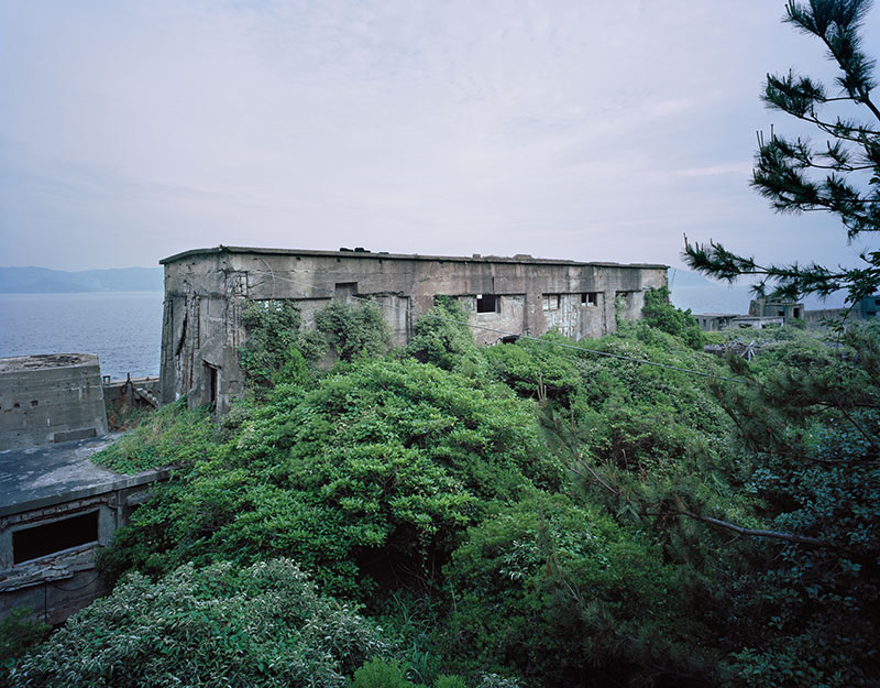 Hashima Island Photographs by Andrew Meredith Photography - Landscape Photograph 1