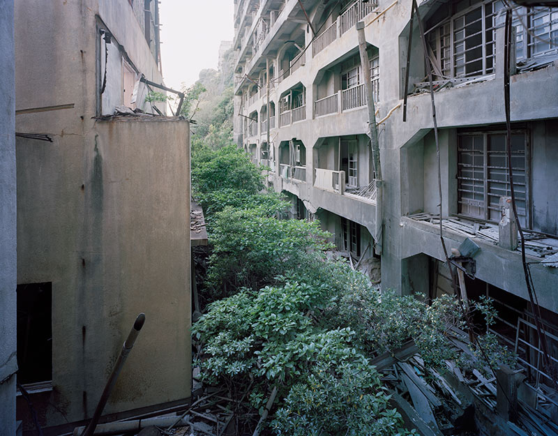 Hashima Island Photographs by Andrew Meredith Photography - Landscape Photograph 2