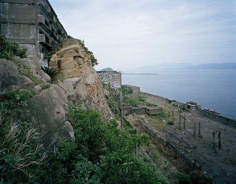 Hashima Island Photographs by Andrew Meredith Photography - Landscape Photograph 4