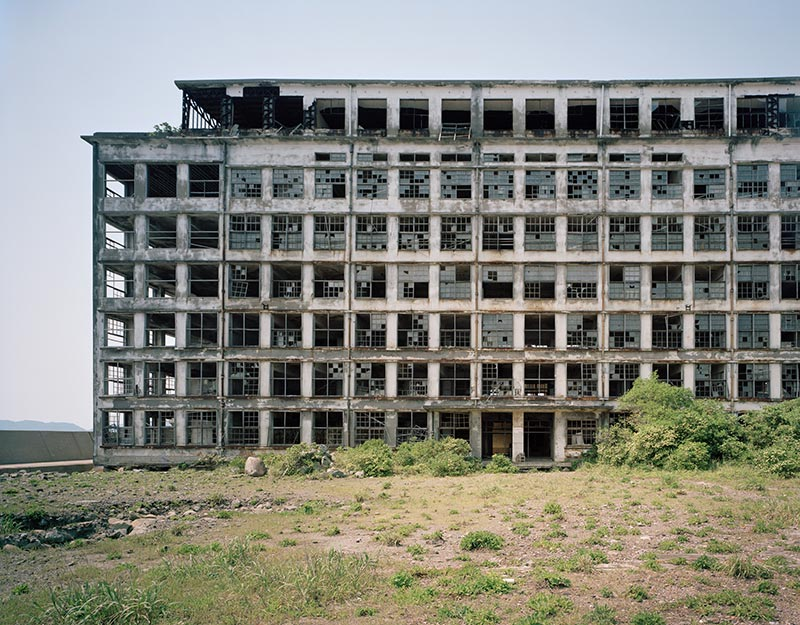 Hashima Island Photographs by Andrew Meredith Photography - Landscape Photograph 5