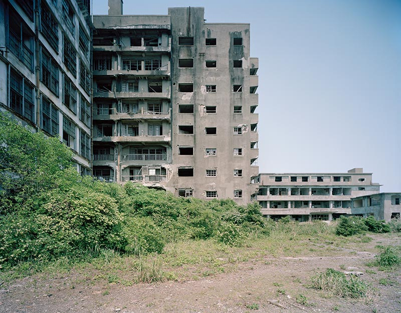Hashima Island Photographs by Andrew Meredith Photography - Landscape Photograph 6
