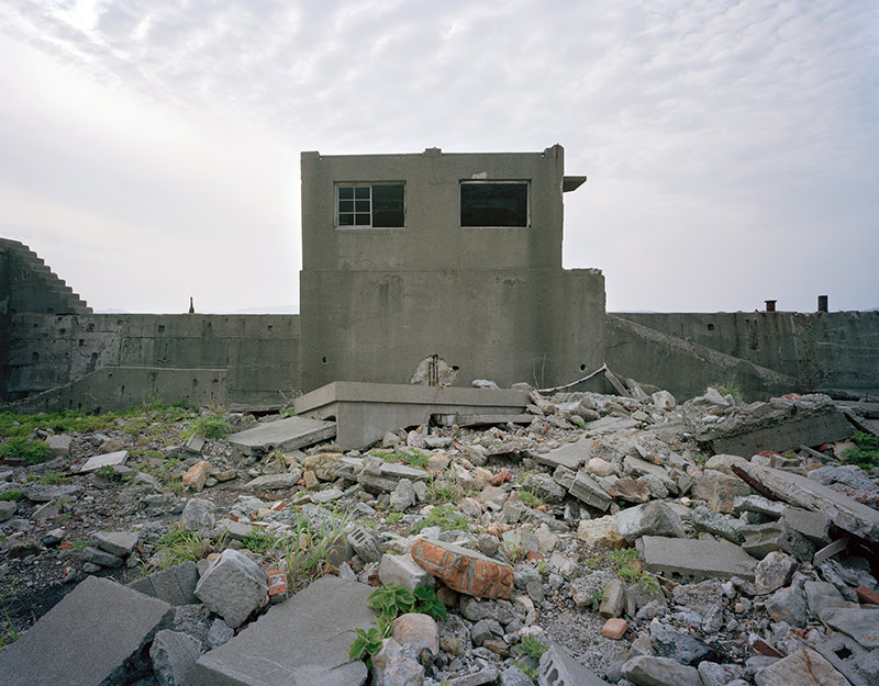 Hashima Island Photographs by Andrew Meredith Photography - Landscape Photograph 8