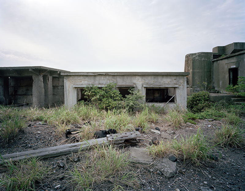 Hashima Island Photographs by Andrew Meredith Photography - Landscape Photograph 9