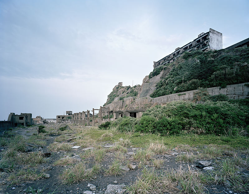 Hashima Island Photographs by Andrew Meredith Photography - Landscape Photograph 10