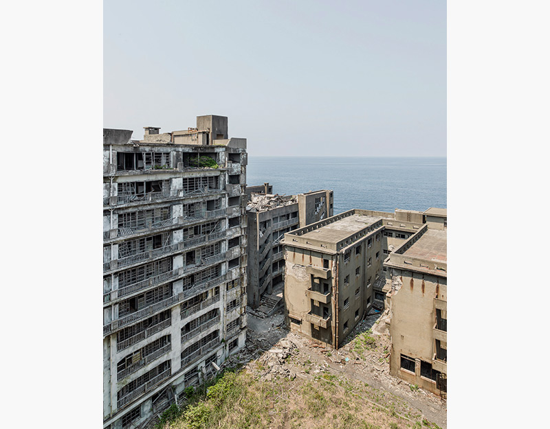Hashima Island Photographs by Andrew Meredith Photography - Landscape Photograph 15