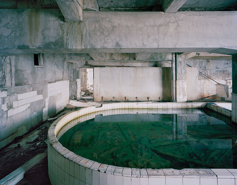 Hashima Island Photographs by Andrew Meredith Photography - Mine Photograph 9