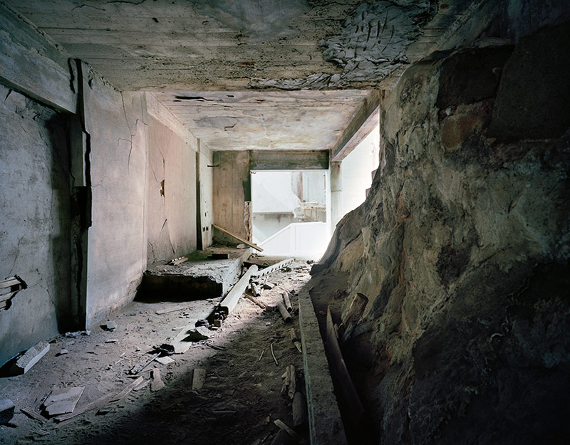 Hashima Island Photographs by Andrew Meredith Photography - Passages and Walkways Photograph 3