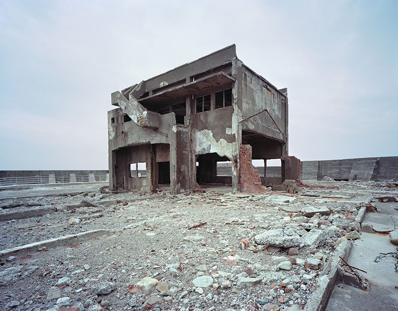 Hashima Island Photographs by Andrew Meredith Photography - Playtime Photograph 1