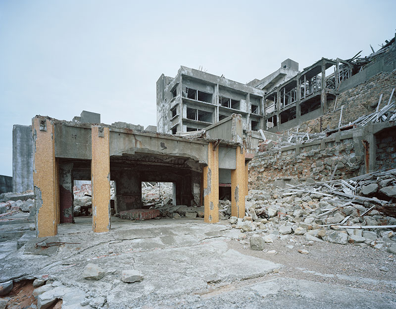 Hashima Island Photographs by Andrew Meredith Photography - Playtime Photograph 2