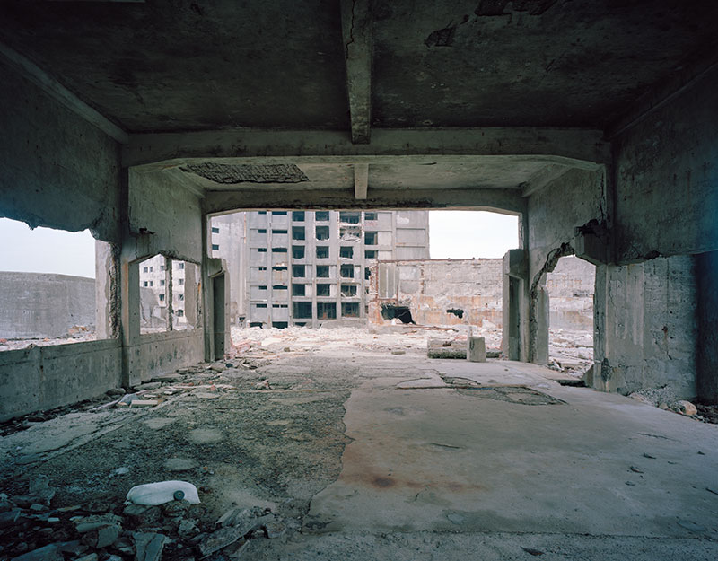 Hashima Island Photographs by Andrew Meredith Photography - Playtime Photograph 3