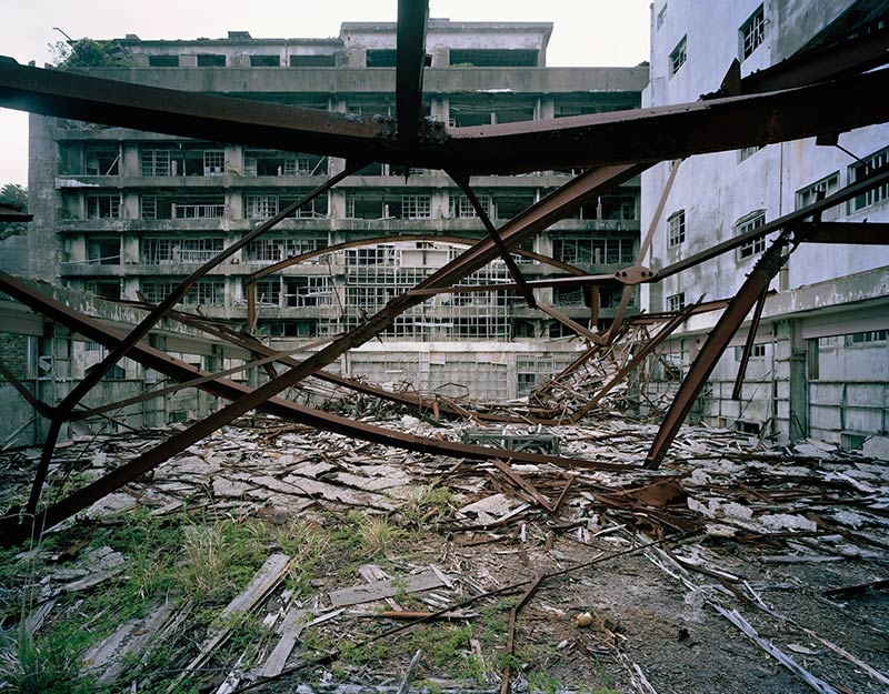 Hashima Island Photographs by Andrew Meredith Photography - Playtime Photograph 6