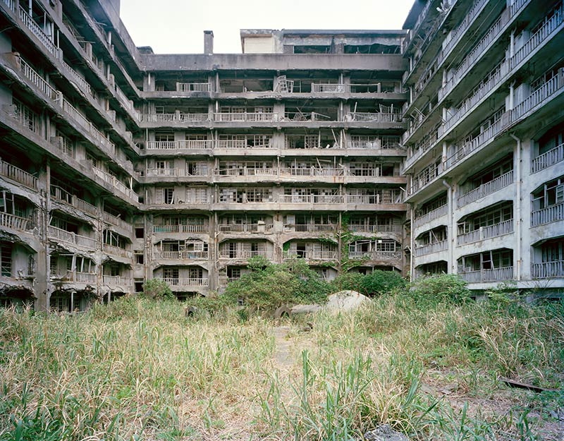 Hashima Island Photographs by Andrew Meredith Photography - Playtime Photograph 7