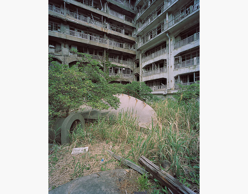 Hashima Island Photographs by Andrew Meredith Photography - Playtime Photograph 8