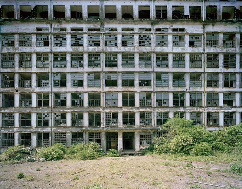Hashima Island Photographs by Andrew Meredith Photography - School Photograph 1