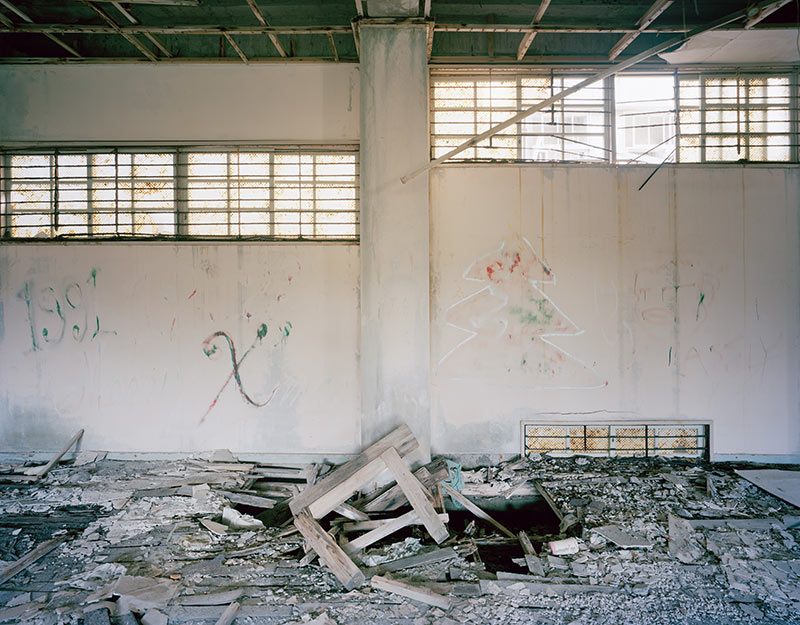 Hashima Island Photographs by Andrew Meredith Photography - School Photograph 6