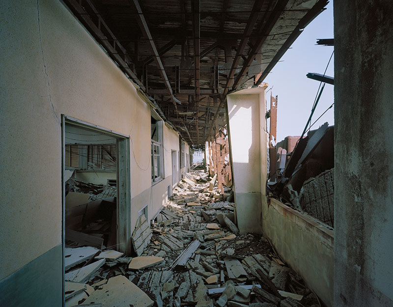 Hashima Island Photographs by Andrew Meredith Photography - School Photograph 7