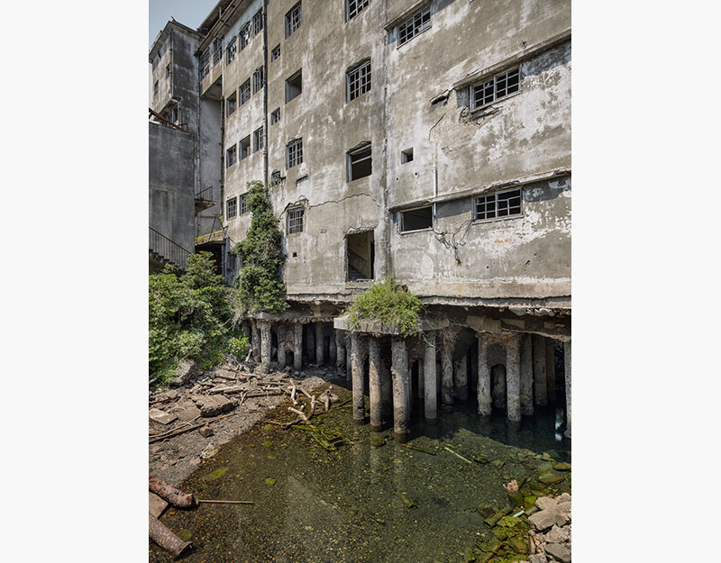 Hashima Island Photographs by Andrew Meredith Photography - School Photograph 10